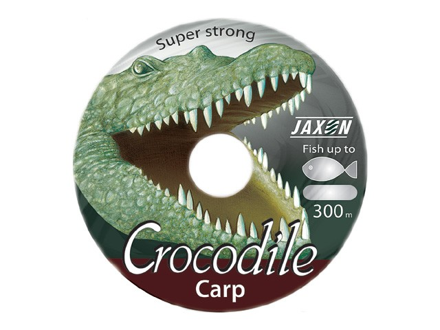 CROCODILE CARP 300m/ 0,25mm/11kg