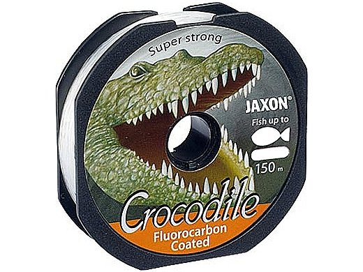 CROCODILE FLUOROCARBON 0,18mm / 150m / 6kg