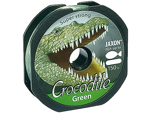 CROCODILE GREEN 0,18mm / 150m / 6kg