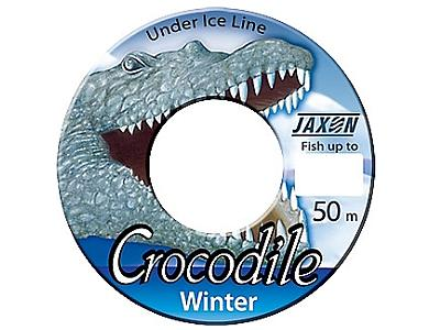 Żyłka CROCODILE WINTER 0,08mm / 50m / 1kg