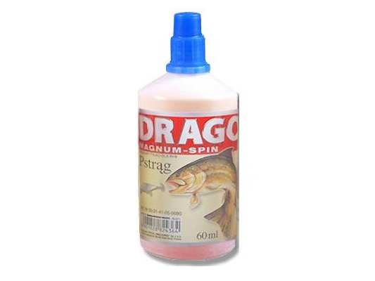 ATRAKTOR SPINNINGOWY 60ml Dragon PSTRĄG