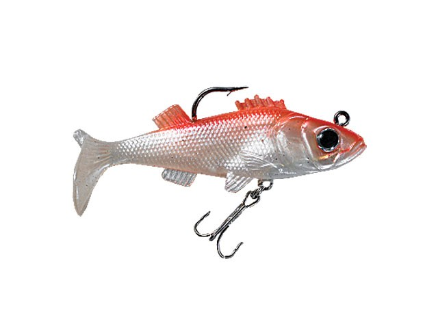 Guma MAGIC FISH TX-E 10 cm kolor F