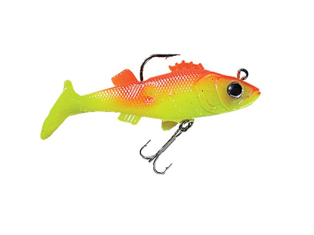 Guma MAGIC FISH TX-E 6 cm kolor B