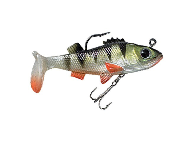 Guma MAGIC FISH TX-E 10 cm kolor H