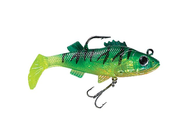 Guma MAGIC FISH TX-E 8 cm kolor I